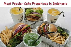 Most Popular 10 Cafe Franchises in Indonesia in 2019