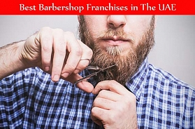 Best 10 Barbershop Franchises in 2020 in The UAE