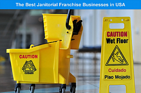 The 10 Best Janitorial Franchise Businesses in USA for 2020