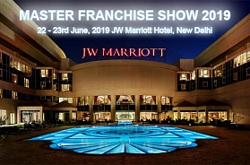 Indian Master Franchise Show in June