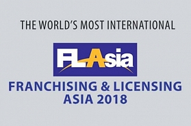 Franchising & licensing ASIA 2018. Exhibition & conference in Singapore