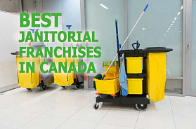 The 10 Best Janitorial Franchise Businesses in Canada for 2020