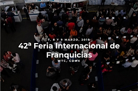 2019 International Franchise Fair in Mexico City