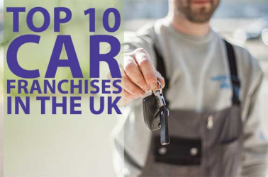 TOP 10 Car Franchise Business Opportunities in the UK in 2020