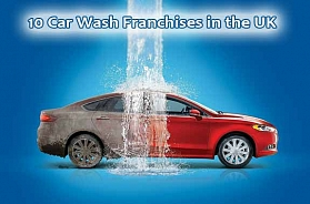 10 Best Car Wash Franchises in the UK to Buy for 2019