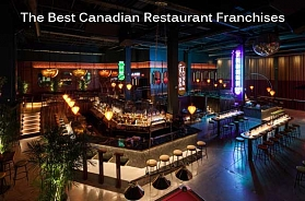 The 10 Best Restaurant Franchises 2020 in Canada