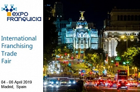 2019 Franchising Trade Fair in Madrid