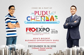 FRO 2018 National Franchise & Retail Show in Chennai
