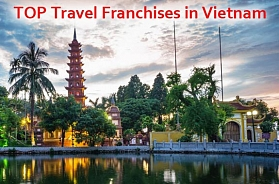 TOP 8 Travel Franchises in Vietnam in 2020