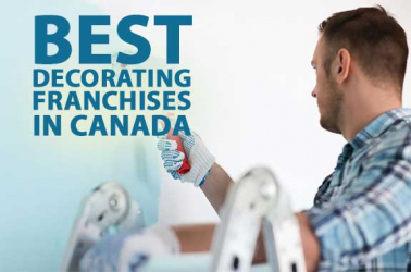 The 10 Best Decorating Franchise Businesses in Canada for 2020