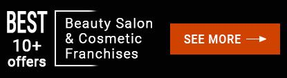 Beauty Salon & Cosmetic Franchises