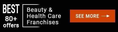 Beauty & Health Care Franchises