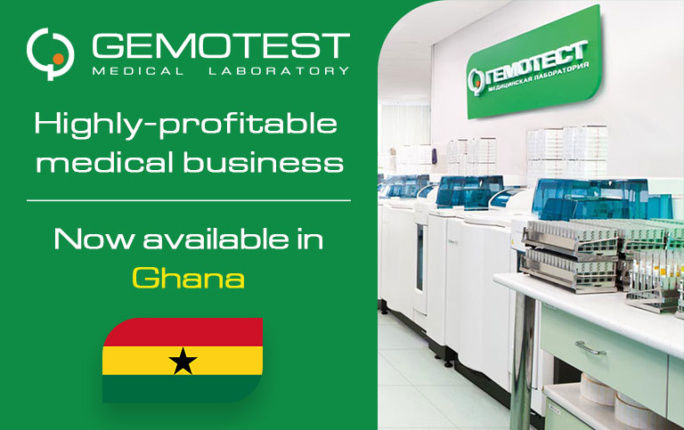 500+ Franchises For Sale In Ghana - List of Franchise Business